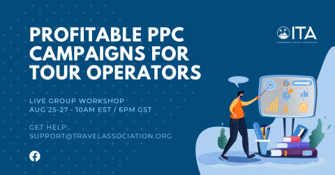 3 Step-by-Step Classes on Setting Up and Running Profitable PPC Campaigns