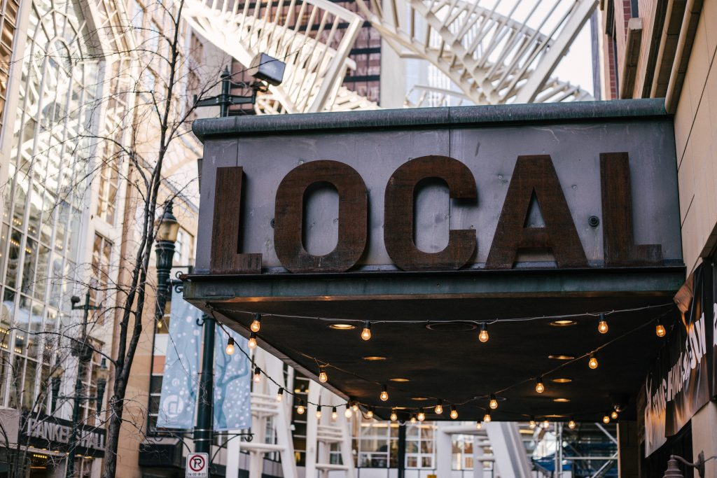 Where can Americans travel to local travel