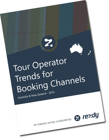 distribution channels for tour operators in Australia and New Zealand