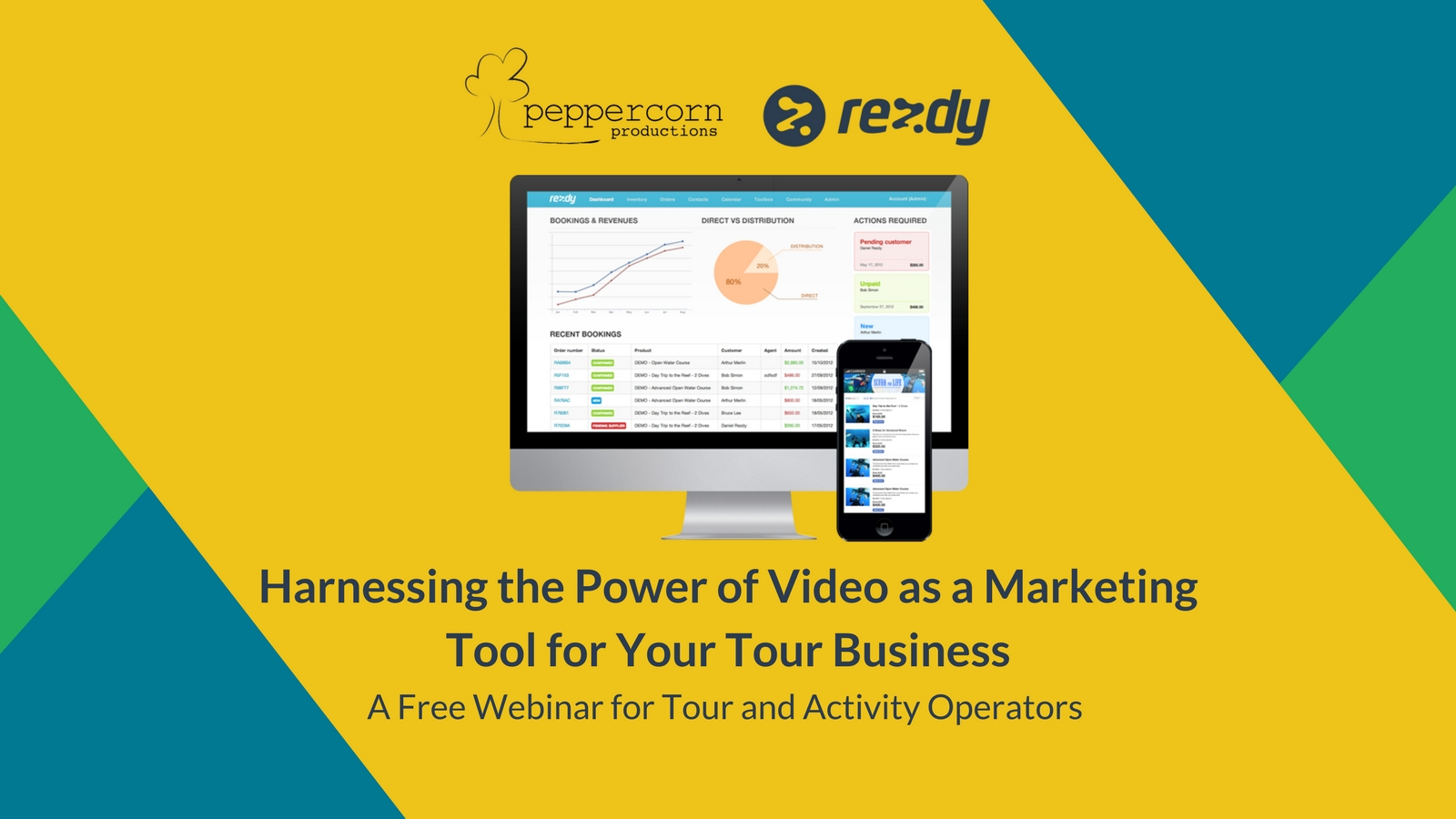 Harnessing the Power of Video as a Marketing Tool for Your Tour