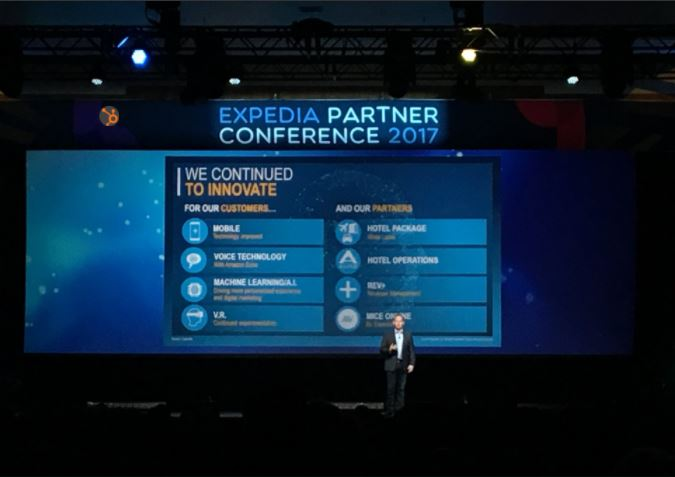 Expedia Partner Conference 2017