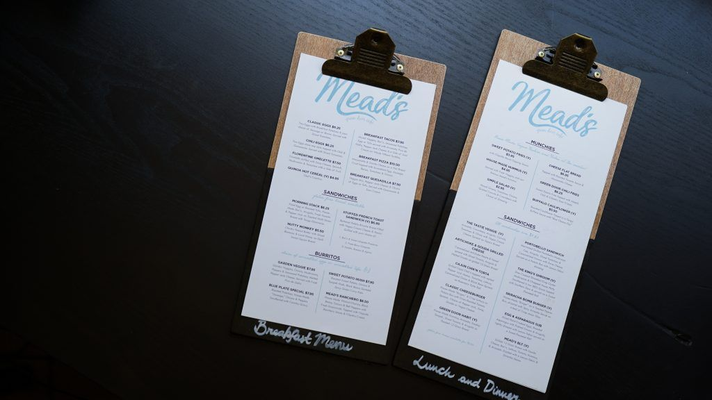 Create customized menus for travelers with special dietary needs