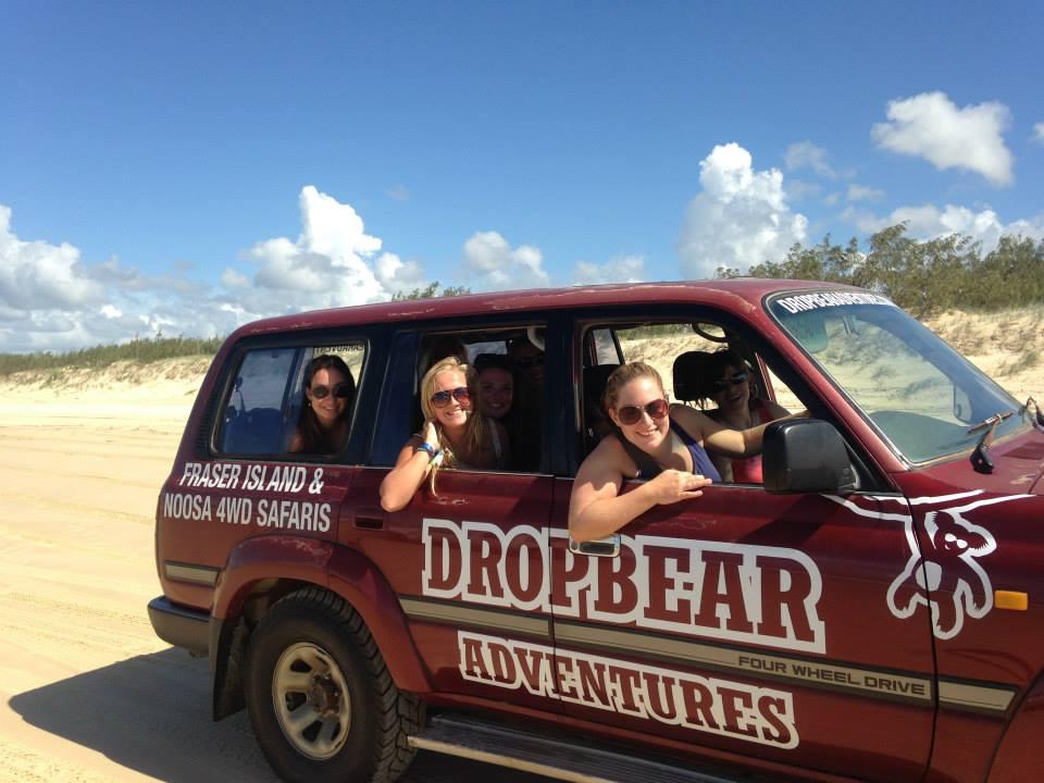 dropbear adventures