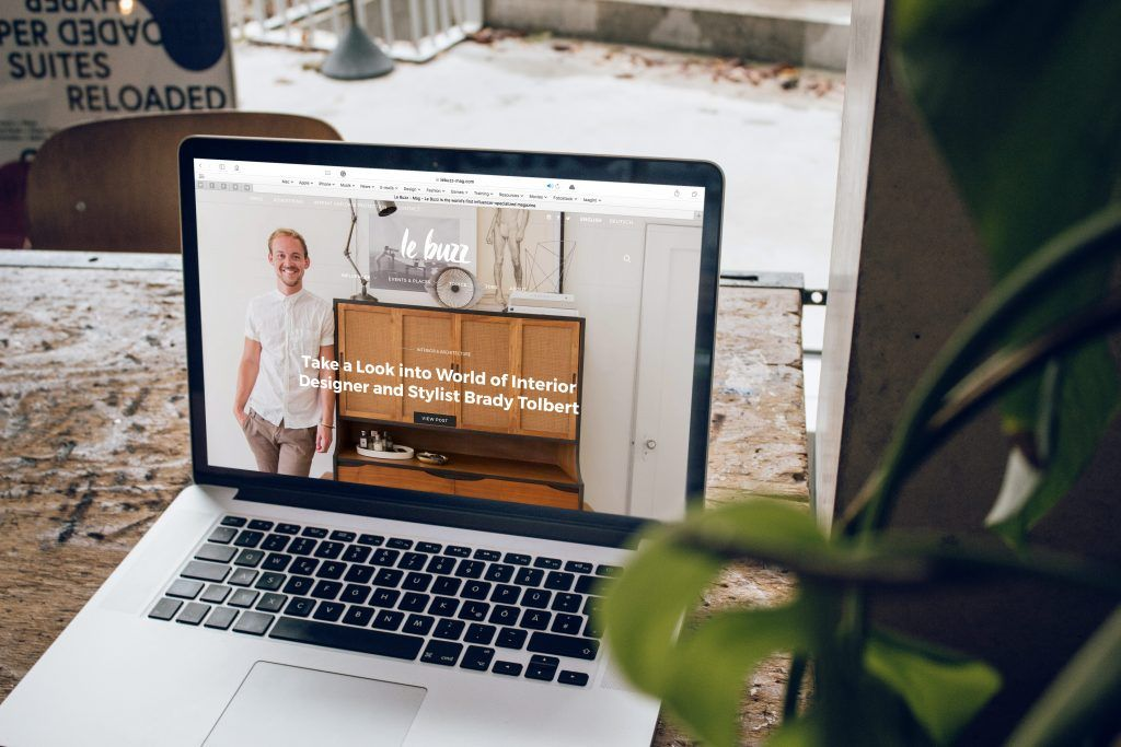 Incorporate story telling in your website